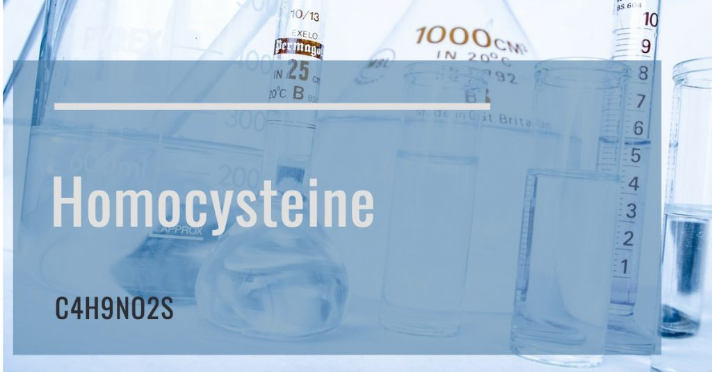 checking homocysteine serum levels