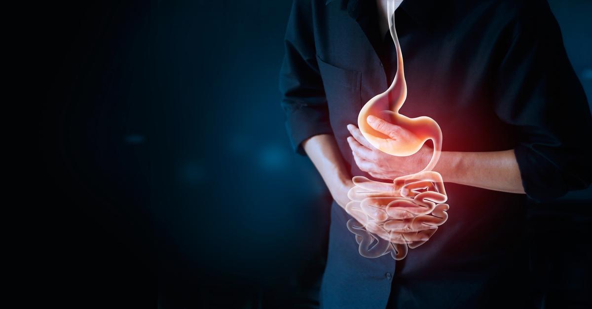 причины нарушения пищеварения